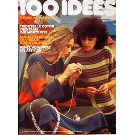 100 Idees N� 32 Du 01/06/1976