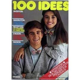 100 Idees N� 109 Du 01/11/1982