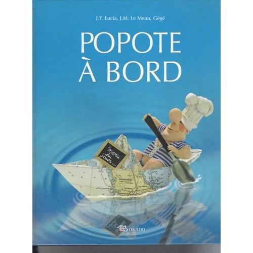 9782914464048 - Gégé: Popote À Bord - Livre