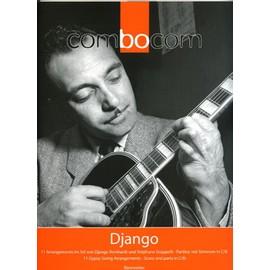 Combocom Django (Django Reinhardt) (musique d'ensemble)