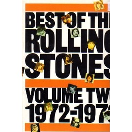 BEST OF THE ROLLING STONES 1972-78 20 classics songs