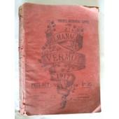 Almanach Vermot 1917 de ., .