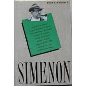 Oeuvres Compl�tes De Simenon (Tout Simenon En 25 Volumes) de Georges Simenon