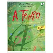 Boulay-Millet : A Tempo Vol 2 �crit - Formation Musicale