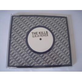 the kills : u.r.a fever (cd collector 2008)