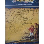 The Atlas Of The Dragonlance World de wynn fonstad, Karen