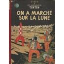 Tintin T.17 On A Marche Sur La Lune   de herg�