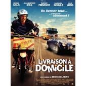 Livraison A Domicile - Affiche De Cinema - Format 120x160 Cm