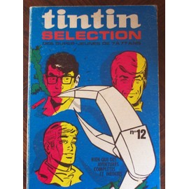 Tintin Selection N� 12