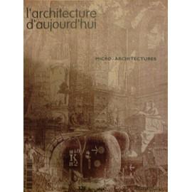 L'architecture D'aujourd'hui N� 328, Juin 2000 - Micro-Architectures