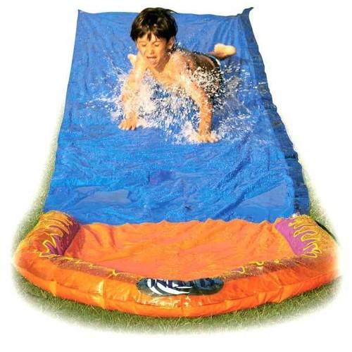 tapis couloir de glisse eau avec coussin gonflable acheter pas cher. Black Bedroom Furniture Sets. Home Design Ideas