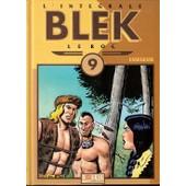 L'integrale Blek Le Roc Album 9 de essegesse, .