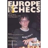 Europe Echecs N� 570 : Aix-Les-Bains Maxime, 16 Ans, Sacr� � La