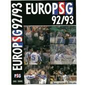 Euro Psg 92/93 de Canal +