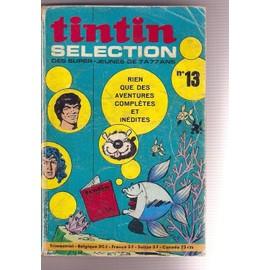 Tintin Selection N�13 - Des Super-Jeunes De 7 A 77 Ans