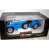Bugatti Type 59 De 1934 Burago