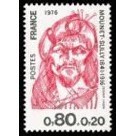mounet sully de 1976 y&t 1882