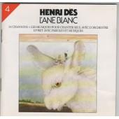 L'ane Blanc - Des, Henri