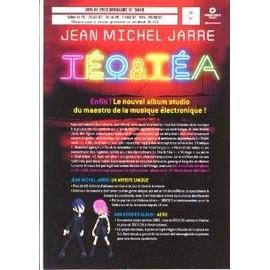 JEAN MICHEL JARRE PLAN MEDIA THE & TEA
