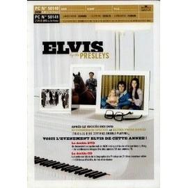 ELVIS PRESLEY PLAN MEDIA ELVIS BY THE PRESLEYS. 50140