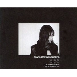 CHARLOTTE GAINSBOURG PLAN MEDIA 5:55. 4158