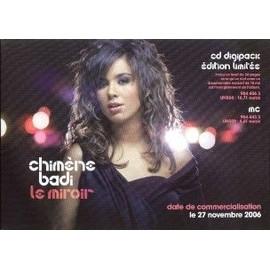 CHIMENE BADI PLAN MEDIA LE MIROIR. 984 456 3