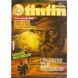 Hebdomadaire Tintin N� 333