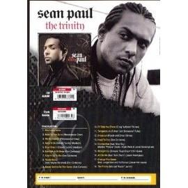 SEAN PAUL PLAN MEDIA THE TRINITY. 6090 4P.