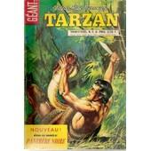 Tarzan - G�ant Trimestriel N�5 de edgar rice burroughs