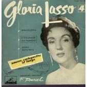4 - Amour Castagnettes Et Tango - Malaguena - L'�tranger Au Paradis - Adieu Mon Pays - Gloria Lasso