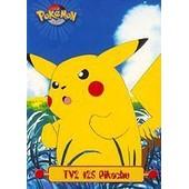 Carte Pokemon Topps -Tv2 #25 - Pikachu