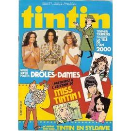 Hebdomadaire Tintin N� 272