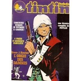 Hebdomadaire Tintin N� 326