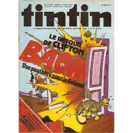 Hebdomadaire Tintin N� 255