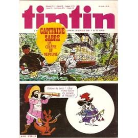 Hebdomadaire Tintin N� 253