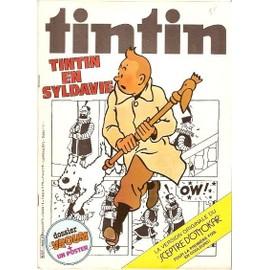 Hebdomadaire Tintin N� 266