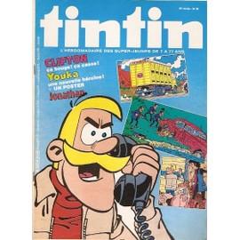Hebdomadaire Tintin N� 263