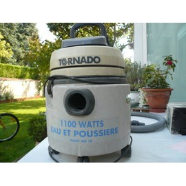 Tornado Plein Air 18 - Aspirateur 1100 W