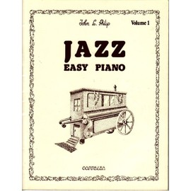 Jazz Easy Piano  Volume 1