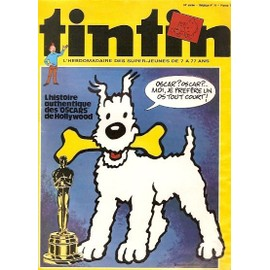 Hebdomadaire Tintin N� 186