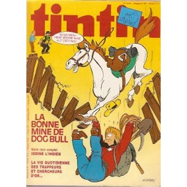 Hebdomadaire Tintin N� 210
