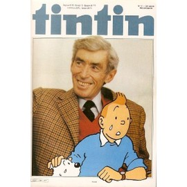 Hebdomadaire Tintin N� 392