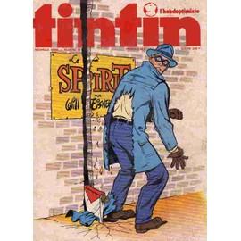 Revue Hebdomadaire Tintin N� 68 : Le Spirit Par Will Eisner