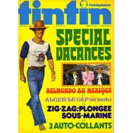 Tintin L'hebdoptimiste N� 25