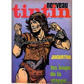 Nouveau Tintin N� 130 : Jugurtha Les Loups De La Steppe