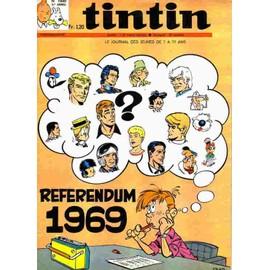 Tintin N� 1098 : Referendum 1969