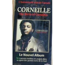 CORNEILLE PLV PLAQUETTE THE BIRTH OF CORNELIUS