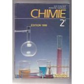 Chimie 2nde - Edition 1990 de Adolphe Tomasino