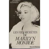 Les Vies Secr�tes De Marilyn Monroe de anthony summers