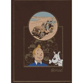 Tintin, L'oeuvre Int�grale D'herg� - N� 7 - Les Sept Boules De Cristal, Le Temple Du Soleil, Au Pays De L'or Noir, Quick Et Flupke V